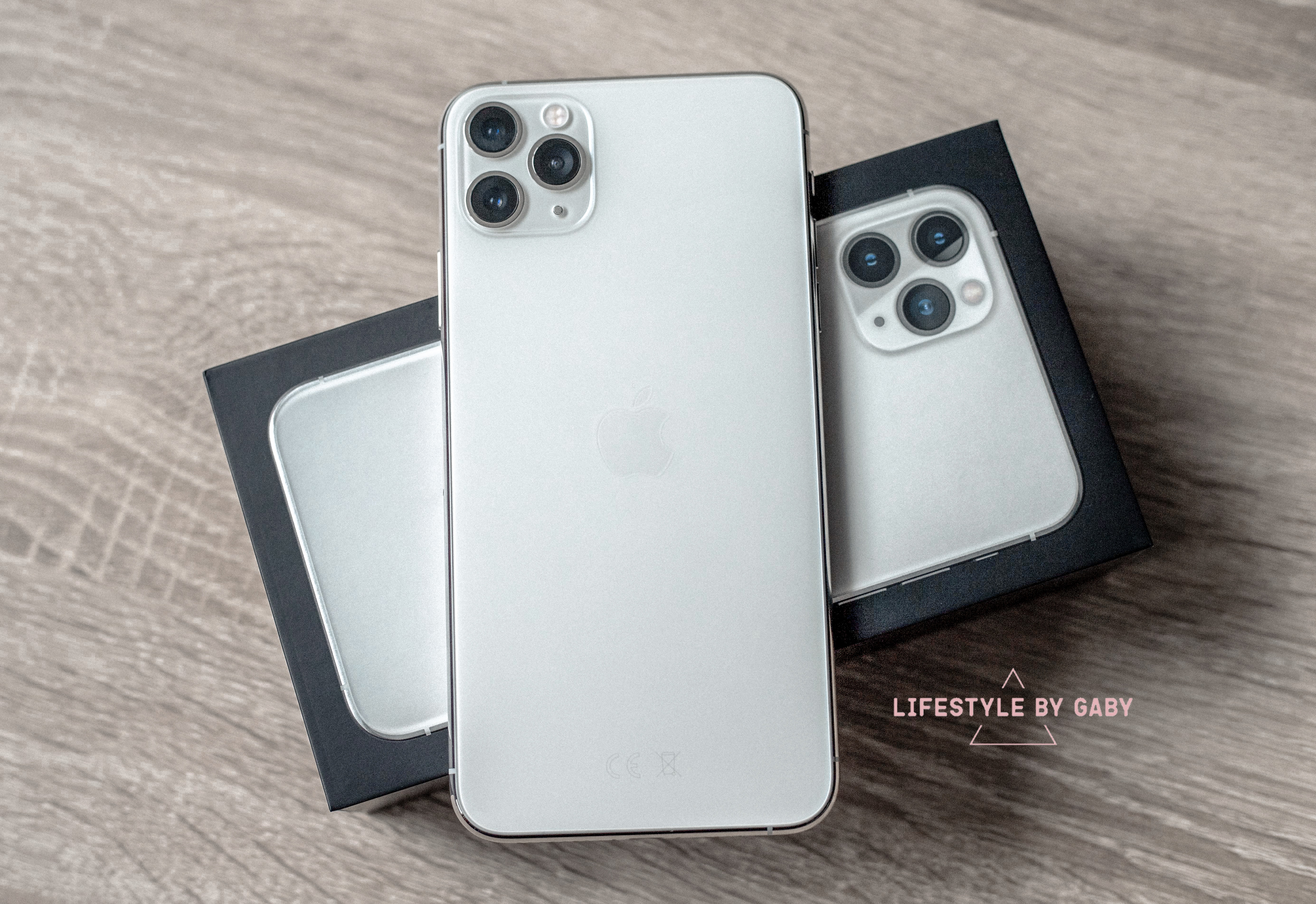 Gaby goes Pro: a review about the IPhone 11 Pro Max