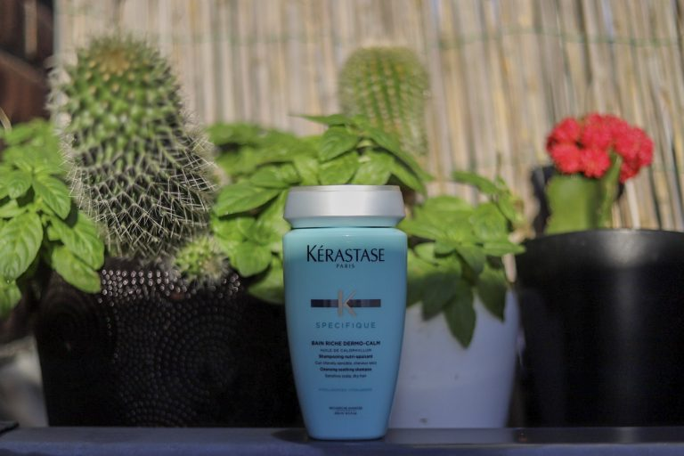 Kerastase Shampoo for a sensitive scalp